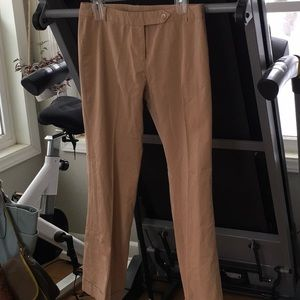 Express stretch cuffed trousers chinos 9/10r